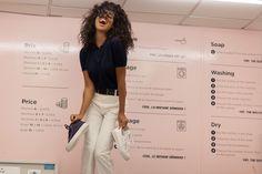 Tennis Bensimon B79 Tennis, White Jeans, Fashion, Baby Born, Trainers, Moda, Fasion, Trendy Fashion, Sneaker