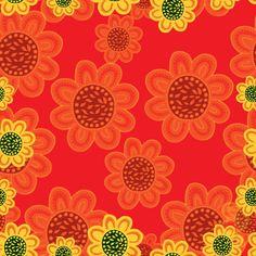 Papel de Parede Floral 1575