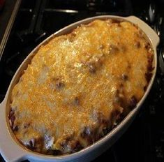 Poor Man Husband Casserole - Ground beef, cream cheese, sour cream, noodles, and cheese and tomato sauce make up this simple dinner casserole recipe. You can modify the ingredients based on what you already have at home, or make it as is. Either way, you'll have a super convenient and tasty casserole recipe that everyone will love.