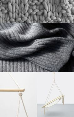 In/Out - Palette: Knits & Knots