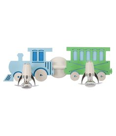 Choo Choo, all aboard the children's Wall Mounted Train Light