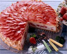 Epres-túrós torta