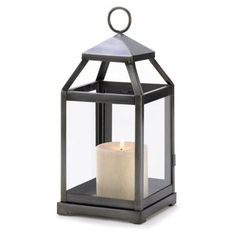 "12"" Contemporary Lantern"