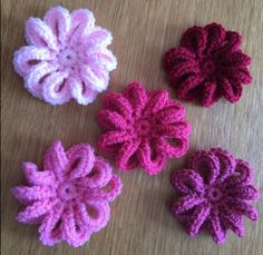 Here I will be adding free crochet patterns.