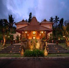 Modern Javanese House