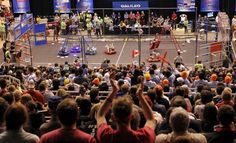 St. Louis Convention Center lands the FIRST Robotics championships, again : News