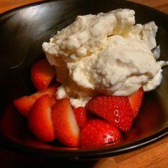 Sugar Pink Food: Slimming World- White Chocolate Ice Cream