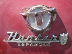 """Chromeography - """"1960s"""" - photos of emblems, badges, logos on cars & other objects"""