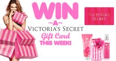 Win a Victoria's Secret Gift Card This Week