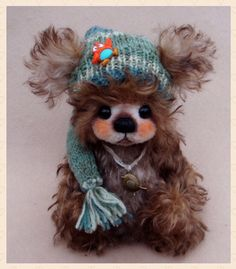 Marcel by Lucie Bears