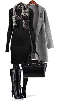 Classy Fall Outfit i