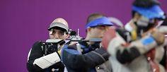 Carabina 10 metri: Campriani è d'argento - Olimpiadi 2012 Corriere.it