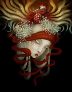 2012 by Sonya Fu, via Behance
