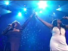 "Jennifer Holliday and Jennifer Hudson fabulous duet at BET Awards, ""And I Am Telling You I'm Not Going"""