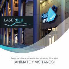 Estamos en el tercer nivel de Blue Mall ¡Ofreciéndote un servicio personalizado y garantizado! 809-955-3265