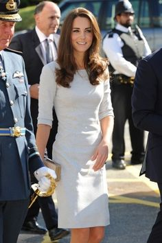 Kate Middleton - Style - Less is More