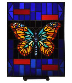 butterfly Window Panels, Table Lamp, Butterfly, Paper, Home Decor, Table Lamps, Decoration Home, Room Decor, Window Panes