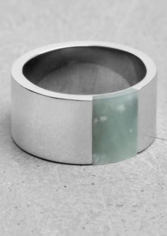 Lara Melchior stone ring | Lara Melchior stone ring | & Other Stories