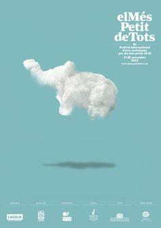 Plata Laus 2013 | Cartel |  Título: El més petit de tots |  Autor: Estudi Miquel Puig |  Cliente: La Sala Teatre