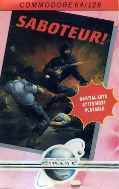 Saboteur (Durell Software, 1986)