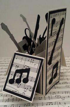 Creative Paper Crafting: Music Box