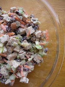 Basil: Waldorf Chicken Salad