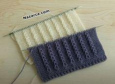 Knitting, Fashion, Tejidos, Moda, Tricot, Fashion Styles, Breien, Stricken, Weaving
