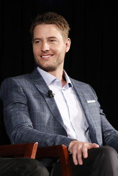 Justin Hartley admits that he's been feeling very overwhelmed with his role as Kevin Pearson on the hit NBC dramedy, 'This is Us.' During the 'This is Us'