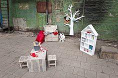 Ook voor de kinderkamer en speelhoek maken wij de leukste meubels en accessoires.