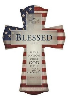 Contemporary, Cool and Trendy Patriotic Wall Art - Americana Interior Design Wooden Crosses, Crosses Decor, Decorative Crosses, Mosaic Crosses, Wall Crosses Diy, Painted Crosses, I Love America, God Bless America, Independance Day