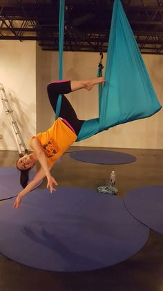 #aerial #yoga #flying  only capable of ballet arms, I guess