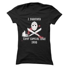 I Survived Camp T Shirts, Hoodies. Get it now ==► https://www.sunfrog.com/Movies/I-Survived-Camp-.html?41382