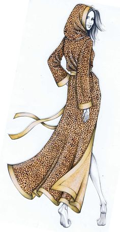 Fashion Illustration Sydney Community College| LBV ♥✤ | KeepSmiling | BeStayBeautiful