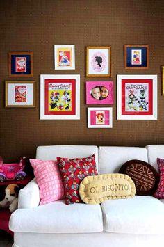 Pide tus fotografías en Yellow Tomate con unos acabados muy originales. http://yellowtomate.com/  decorar con complementos