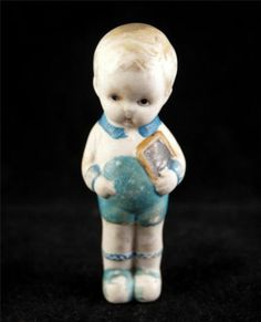 Penny Bisque Doll Made in Japan Vintage | eBay