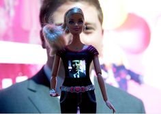 Mattel Debuts New Barbie that Doubles as Camera - 2012 International Toy Fair