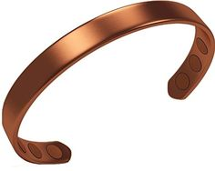 Pure Copper Magnetic Bracelet, Joint Pain Relief Aid for Men or Women. Earth Therapy Jewelry Earth Therapy http://www.amazon.com/dp/B00F7N8S3Q/ref=cm_sw_r_pi_dp_lxsSvb1101BVC