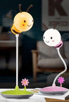 LED Modern Tulip Flower Vase Table Lamp Light 60cm Floor Home Office Décor Gift