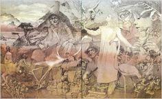 çizgili masallar: Peter Pan and Wendy by Robert Ingpen