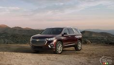 2018 #Chevy Traverse and GMC Terrain are GM stars in Detroit | Car News | Auto123