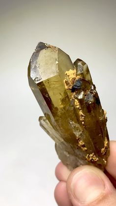 Natural Citrine Cluster from Congo