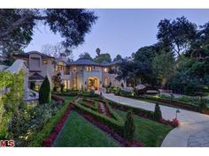 $21,500,000 Lower Bel Air - New construction European style home for sale - 457 ST PIERRE RD, Bel Air, CA 90077 (MLS # 12640727)