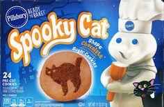 spooky cat sugar cookies cat spooky halloween sugar cookies halloween pictures halloween images halloween ideas
