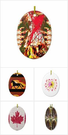 ORNAMENTS all over printed