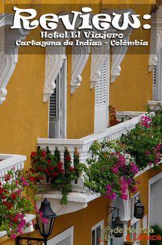 Já falamos quasetudo sobre a belíssima Cartagena de Indias ehoje vamos contar como foi nossa experiência em um dos hotéis em que nos hospedamos na cidade