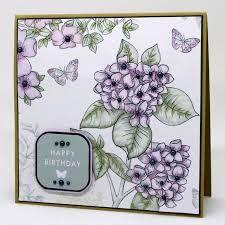 Image result for craftwork cards birds & blooms