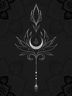 Sage art nouveau style crescent moon metal/wire tattoo designs ideas männer männer ideen old school quotes sketches Kunst Tattoos, Body Art Tattoos, Tattoo Drawings, Small Tattoos, Tatoos, Deer Skull Tattoos, Rosary Tattoos, Woman Tattoos, Crow Tattoos