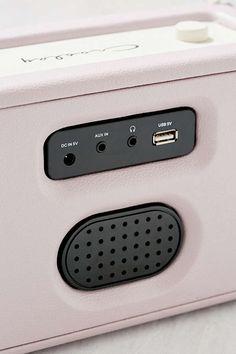 Slide View: 3: Crosley X UO Harper Lavender Wireless Speaker