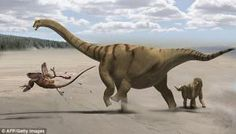 These Dinosaurs Could Stop a Prehistoric Clock: Brontomerus
