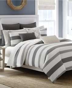 Nautica Chatfield Comforter and Duvet Cover Sets - Duvet Covers - Bed & Bath - Macy's